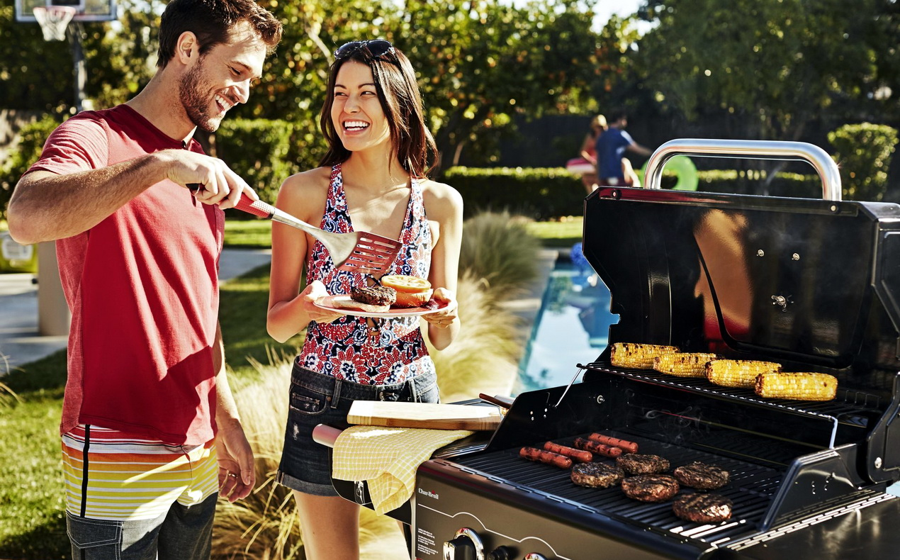 8 основных рекомендаций для готовки на гриле летом